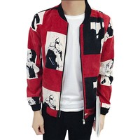 LADIES MEN BOMBER