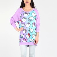 Japan LA x Hello Kitty Sweater: Bows