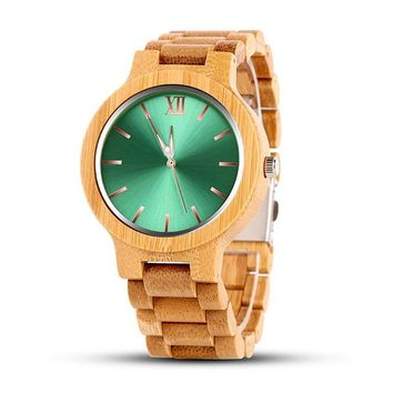New fashion men''s watches popular all-wood watches