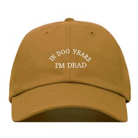 In Dog Years I'm Dead