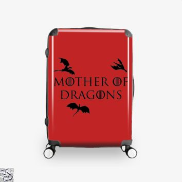 Mother Of Dragons Three Dragons, Game of Thrones Suitcase