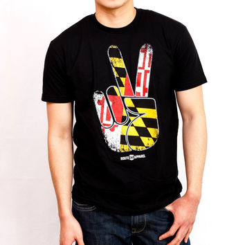Maryland Peace (Black) / Shirt