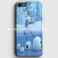 Funny Olaf In Pieces iPhone 7 Case | casefantasy