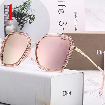 Perfect Dior Fashion Men Summer Sun Shades Eyeglasses Glasses Sunglasses