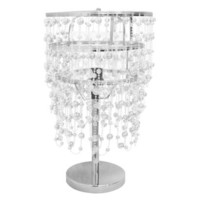 Xhilaration® Beaded Table Lamp - Clear