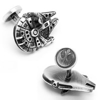Men's Cufflinks, Inc. 'Star Wars - Millennium Falcon' Cuff Links