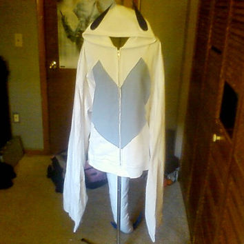 Lugia Cosplay Hoodie by TheChibiFoxBoutiqe on Etsy