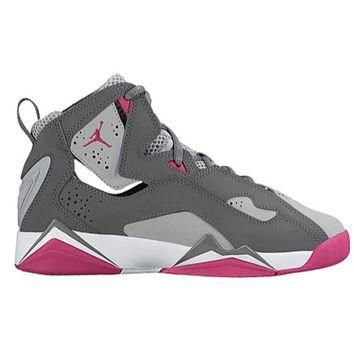 Jordan True Flight - Girls' Grade School at Champs Sports