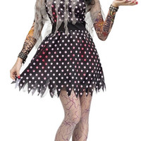 Rockabilly Zombie Costume