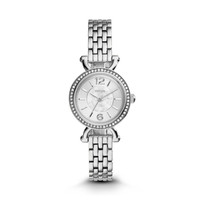 Georgia Cordell Watch, Silver