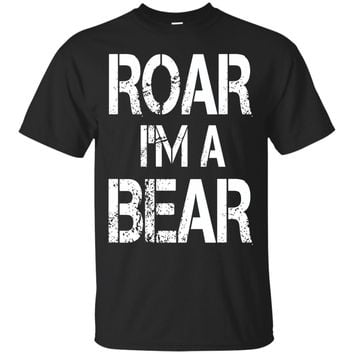 I'm a Bear Halloween Costume T Shirt