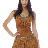 Atomic Native American Inspired Costume