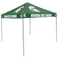 Michigan State Spartans NCAA Colored 9'x9' Tailgate Tent