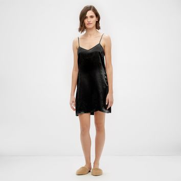 Short Slip - Black