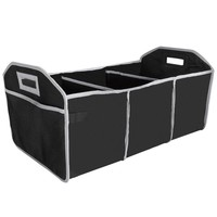 Evelots Trunk Organizer, Collapsible & Portable, Vehicle Storage & Organization