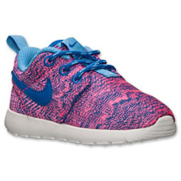 Girls' Toddler Nike Roshe Run Print Casual Shoes