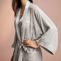 Kora Burnout Robe
