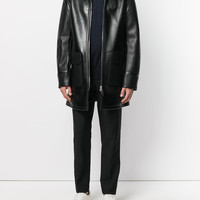 Stella McCartney Owen Flight Coat - Farfetch