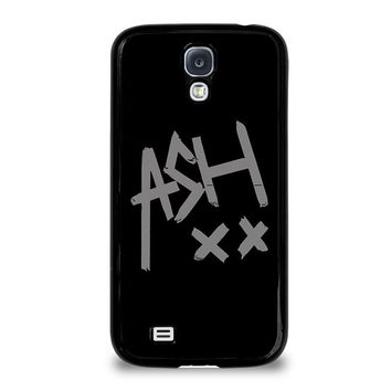 5 SECONDS OF SUMMER ASH 5SOS Samsung Galaxy S4 Case Cover