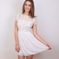 Lace Be a Lady Dress