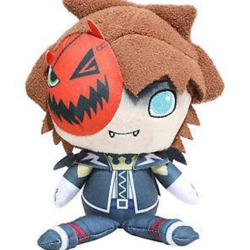 Licensed cool Disney Kingdom Hearts Halloween Town Sora Funko Plush Hot Topic Exclusive NWT