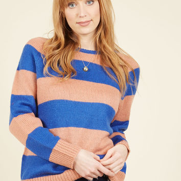 Toasty of the Town Sweater | Mod Retro Vintage Sweaters | ModCloth.com