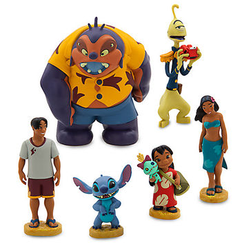 Lilo & Stitch Figure Play Set | Disney Store