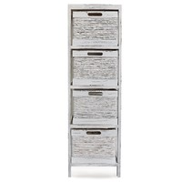 4-Drawer Storage Stand 612845745
