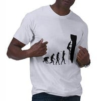 Rock Climbing Shirt from Zazzle.com