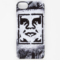 Incase Shepard Fairey Obey Iphone 5 Case Icon White One Size For Women 22643012501