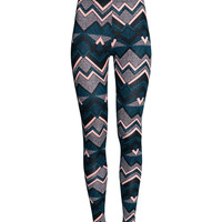 H&M - Patterned Leggings
