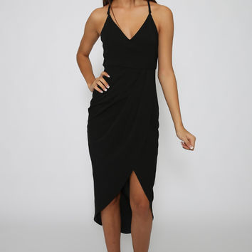 Zafrina Dress - Black