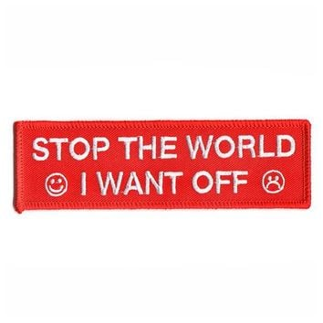 Stop The World Patch