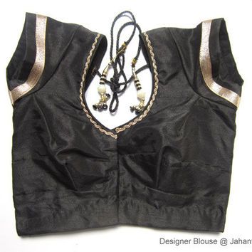 Readymade Dupin Saree Blouse - All Sizes - Sari Blouse - Saree Top - Sari Top - For Women - body cut