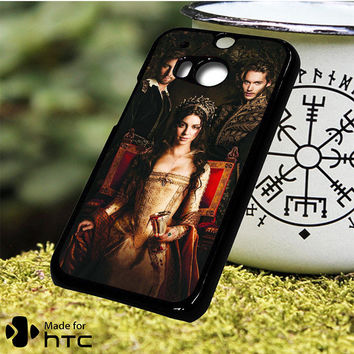 Reign TV Series HTC One M7, One M8, One M9, One M9 Plus, One M10 Case