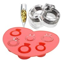 Vktech Ice Ring Maker Mould Color at Ramdon