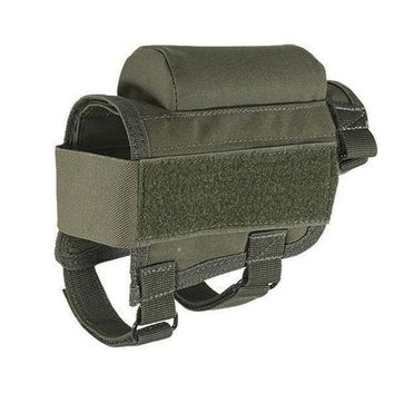 Tactical Hunting Shooting Rifle Holster With Magazine Pouch Military Bullet Holder Bag Nylon Bag Glock Accessories