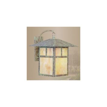 Livex Lighting Montclair Mission Outdoor Wall Lantern