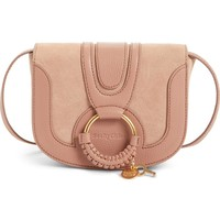 See by Chloé Mini Hana Leather Crossbody Bag | Nordstrom