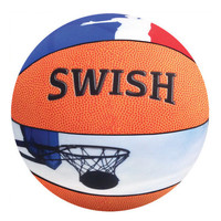 iScream 3D Basketball Microbead Squishy Pillow