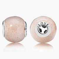 Women's PANDORA 'Essence - Love' Bead Charm