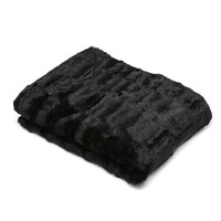 The Premium Connection Roberto Amee Faux Fur Throw