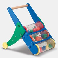 Toddler Melissa & Doug 'Rattle Roll' Push Toy