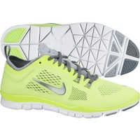 Nike Women's Free 5.0 TR FIT 4 Training Shoe - Volt/Grey | DICK'S Sporting Goods
