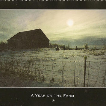 2014 WALL Calendar A Year on the Farm 12 different full color photos