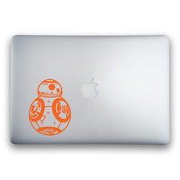 BB-8 Sticker from Star Wars Episode VII: The Force Awakens