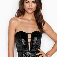 Shine Velvet Bustier - Very Sexy - Victoria's Secret