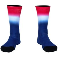 USA Ombre Athletic Crew Socks