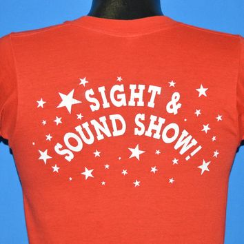 80s The Electric Company Sight & Sound Show t-shirt Small