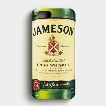Jameson Wine iPhone SE Case